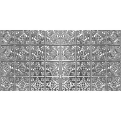 Garden Path - Shanko Stainless Steel Backsplash Tile - #209ss