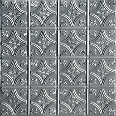 Shanko - Tin Plated Steel - Backsplash Tile - #209