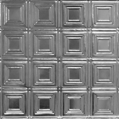 Shanko - Tin Plated Steel - Backsplash Tile - #204