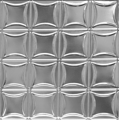 Tin Plated Steel - Backsplash Tile - #201