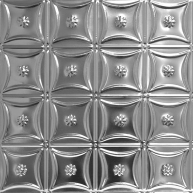 Tin Plated Steel - Backsplash Tile - #200