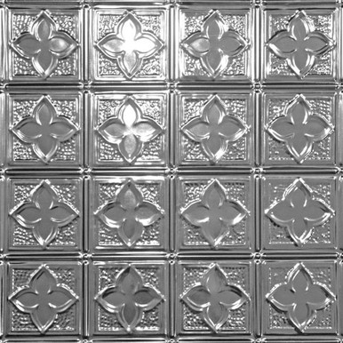 Clover - Tin Backsplash Tile by Shanko - #203