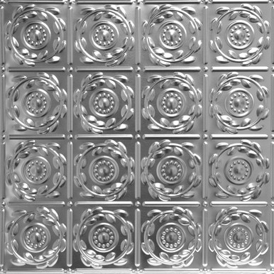 Shanko - Tin Plated Steel - Backsplash Tile - #208