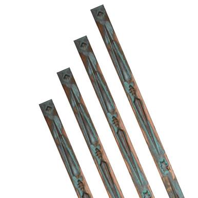 Ceiling Tiles Grid & Seam PVC Cover - 24 in  - #CTGSCF-001-5