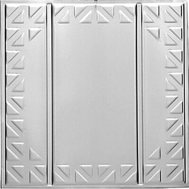 "Confetti - Tin Ceiling Tile - 24""x24"" - #2483"
