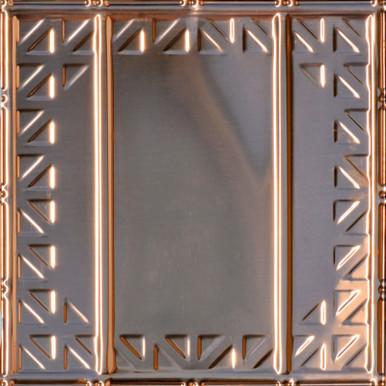 Confetti - Copper Ceiling Tile - 24 in x 24 in - #2483