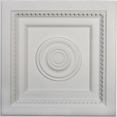 "Ashford  - Urethane Ceiling Tile - 24""x24"" -  #CT24X24AS"
