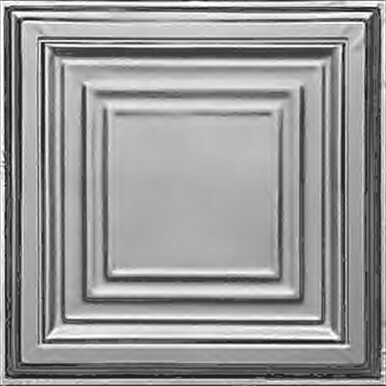 Edgerton Square - Tin Ceiling Tile - #2401