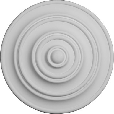 Classic - Urethane Ceiling Medallion -  #CM13CL