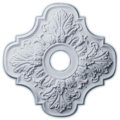 Peralta - Urethane Ceiling Medallion -  #CM17PE