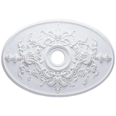 Alexa - Urethane Ceiling Medallion -  #CM21X30AL