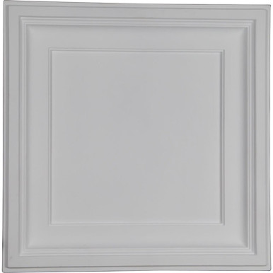 """Traditional - Urethane Ceiling Tile - 24""""x24"""" -  #CT24X24TR"""