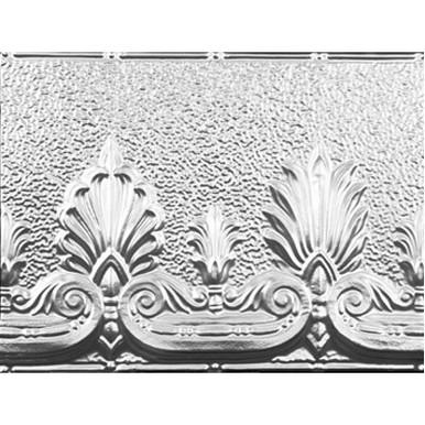 Acanthus Leaf - Aluminum Filler  / Border - Nail Up - #2432