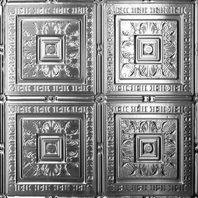 "Tropical Fantasy - Aluminum Ceiling Tile - 24""x24"" - #12004"