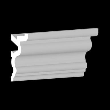DIY Foam Crown Molding - 4 in. Wide 8 ft. Long - #CC 454
