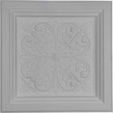 "Cornelia - Urethane Ceiling Tile - 24""x24"" -  #CT24X24CN"