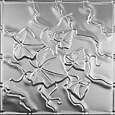 "Creeping Ivy - Aluminum Ceiling Tile - 24""x24"" - #2491"