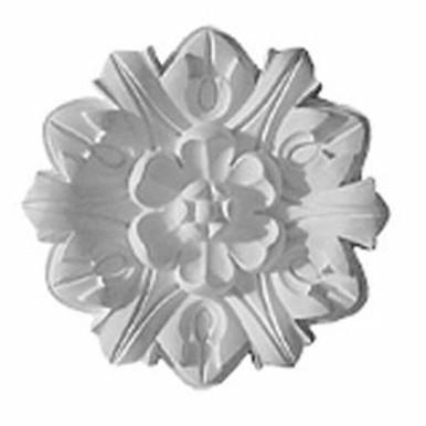 Emery Leaf - Urethane Ceiling Medallion -  #CM07EM