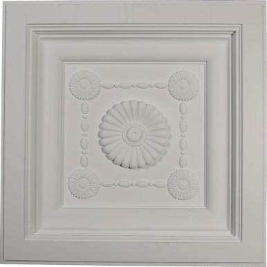 "Logan - Urethane Ceiling Tile - 24""x24"" -  #CT24X24LO"