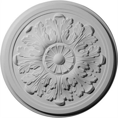 Legacy Acanthus - Urethane Ceiling Medallion -  #CM12LE