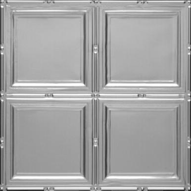 "Piazza San Marco - Aluminum Ceiling Tile - 24""x24"" - #1209"