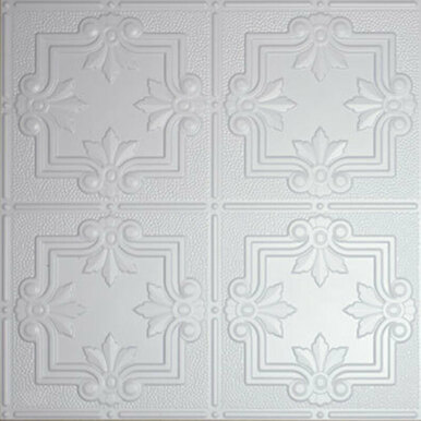 Faux Tin Ceiling Tile - 24 in x 24 in - #DCT 0321
