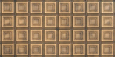Faux Tin Wall & Ceiling Panel - 24x48 - #DCT 0204