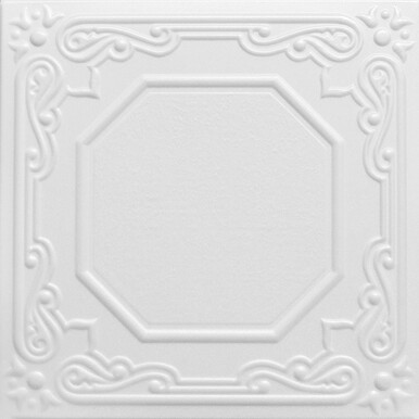 Topkapi Palace Glue-up Styrofoam Ceiling Tile 20 in x 20 in - #R32c