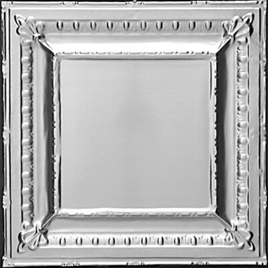 "Old Farmhouse Favorite -  Aluminum Ceiling Tile - 24""x24"" - #2418"