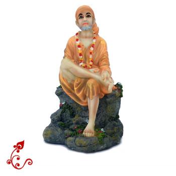 Sai Baba statue 8inch - FOR AUSTRALIA