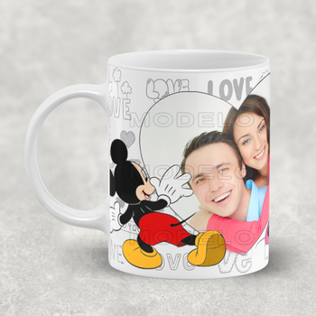 Disney couple Mug