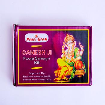 Ganesh Pujan Samagri Pack  - FOR AUSTRALIA