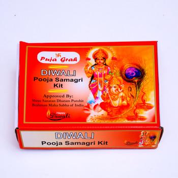 Diwali Poojan Samagri Pack  - FOR AUSTRALIA