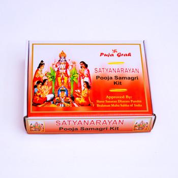 Satnarayan Pujan Samagri Pack  - FOR AUSTRALIA