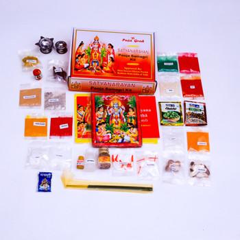 Satnarayan Pujan Samagri Pack