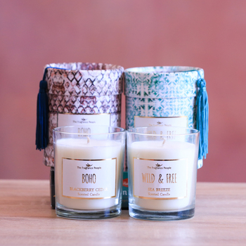 Aroma Candle Set - FOR AUSTRALIA