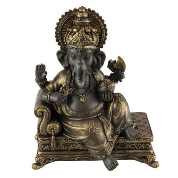 Ganesha Statue 19CM