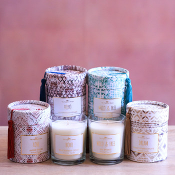 Four Scented Candle Set  - FOR AUSTRALIA