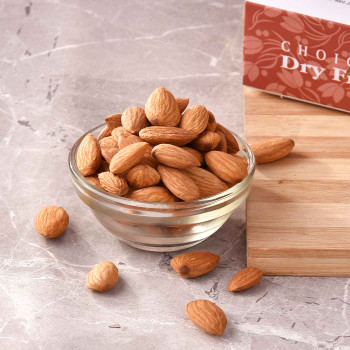 Cashew 100gm and Almonds 100gm