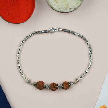 925 Sterling Silver Rakhi - FOR AUSTRALIA