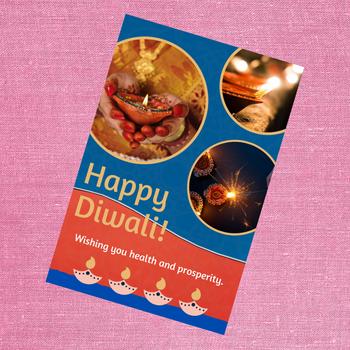 Diwali Greeting Card - FOR AUSTRALIA