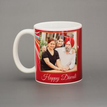 Happy Diwali Personalised Mug