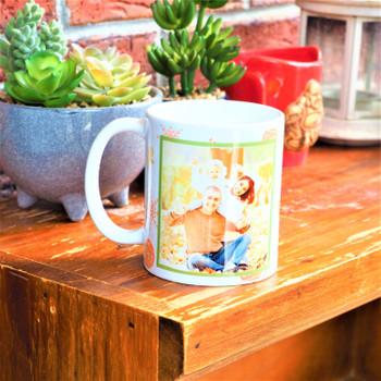 Marry Christmas memories in Personalised Mug