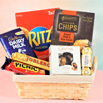 CHOCOLATE HAMPER FOR AUSTRALIA