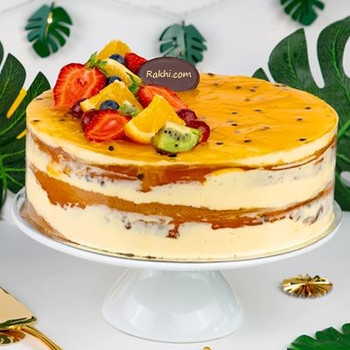 Send cakes to Melbourne Delivery pan Australia