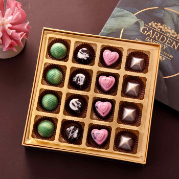 Valentine chocolates for India