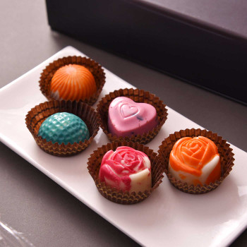 Assorted Fifteen Chocolates for Valentine - FOR INDIA
