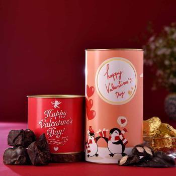 Valentine chocolates for India