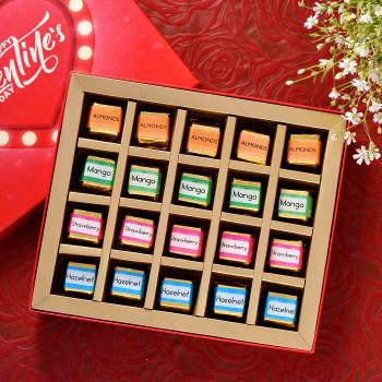 Chocolates for India