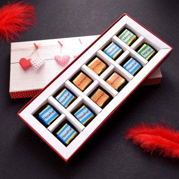 Send Valentine chocolates India